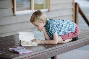 Cooper reading